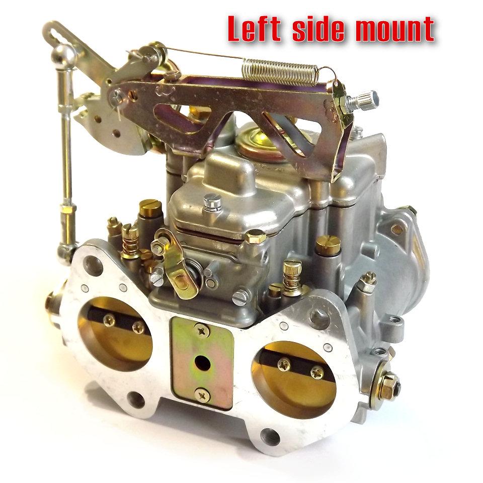 "45 DCOE Sidedraft Carb Linkage Throttle Lever Weber 40 /""male/"""